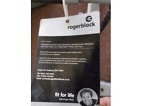 Roger Black exercise bike - nearly new - for sale