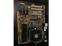 AMD Phenom II X2 555 Black Edition with asus motherboard 8gb ram
