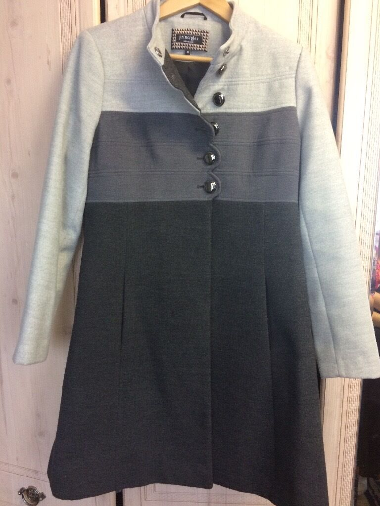 Principles Size 12 Womens Jacketin Bradford, West YorkshireGumtree - Principles Womens Jacket Size 12 Second hand not heavily used good condition No stains or marks