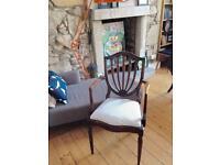 Bedroom chair armchair
