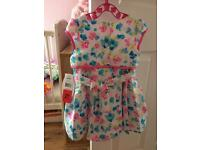 New With Tags floral dress 2 years