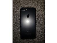 I phone 7 plus black 32gb unlocked