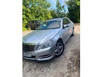 Mercedes-Benz, E CLASS, Saloon, 2010, Semi-Auto, 2143 (cc), 4 doors, £4500
