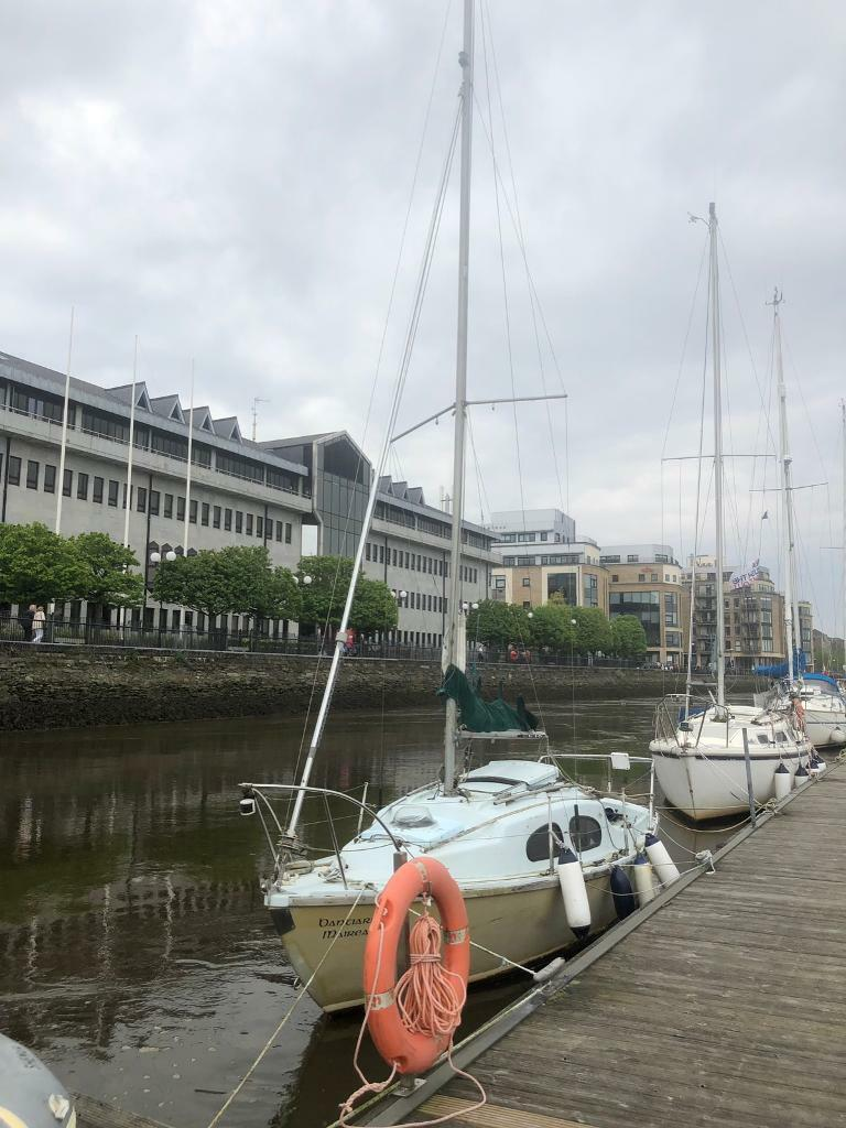 Fantasy 19 sailboat | in Londonderry, County Londonderry | Gumtree