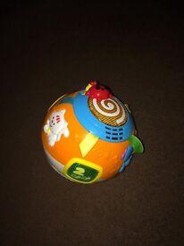 SOLD Crawl ball fisher price