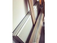 Hormann Insulated Garage Door & Electric Motor & 1 Remote Control