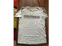 Prison Break T-shirt.