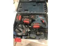 36v Bosch hammer drill