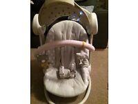 Mamas & Papas Starlite Swing Chair £40