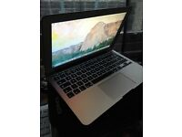 """Macbook air 13""""2014 model-i5-4ram-256ssd-1.4GHz Excellent condition"""