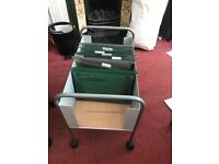Filing Trolley - Great for home/office/student