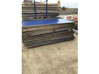 8x4 18mm WBP Plywood Sheets site hoarding