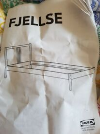 Free Ikea Wooden Single Bed