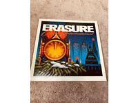 "Erasure - Crackers International 12"" Single Vinyl record"