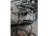 Mini one gearbox