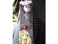 girls toy doll(not barbie)
