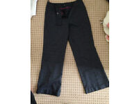 womens next smart trousers - worn once only
