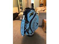 2017 PGA championship Callaway Limited Edition Tour bag.