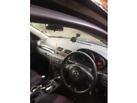 2005 Nice Drive Mazda 3 TS 1.6 Petrol Taxed&Moted Full v5 Mint smooth Family runner