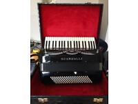 Scandalli Digital Electronic Wireless Accordion