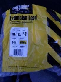 110volt extension lead