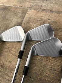 Taylormade Tour Preferred MC/CB combo set willing to post