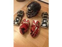 Full Lacrosse kit + more
