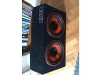 1800W EDGE Audio Subwoofer