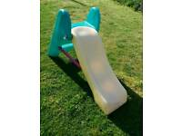 Little tikes small slide