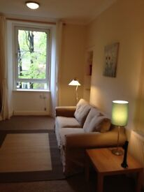 Fantastic One Bedroom Fully Furnished Flat Gorgie Near Edinburgh City Center