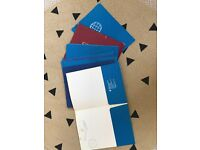 Folders for paper - free to collect