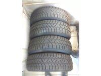 Pirelli Snowcontrol tyres x 4