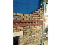 Bricklayer's available
