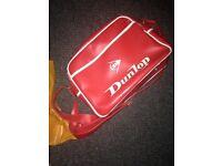 Dunlop satchel bag