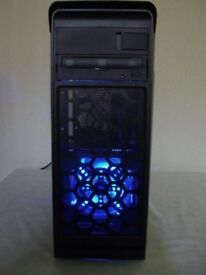 FAST NEW BOXED CIT HERO QUALITY INTEL I3 GAMING COMPUTER TOWER, HDMI, WIFI, WIN 10 64 BIT