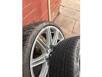 """3x bmw wheels 19"""""""