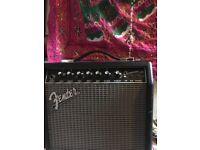 Fender champion amp