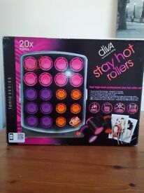 Diva Professional Styling Stay Hot Rollers