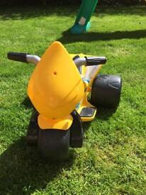 Children's electric motorbike
