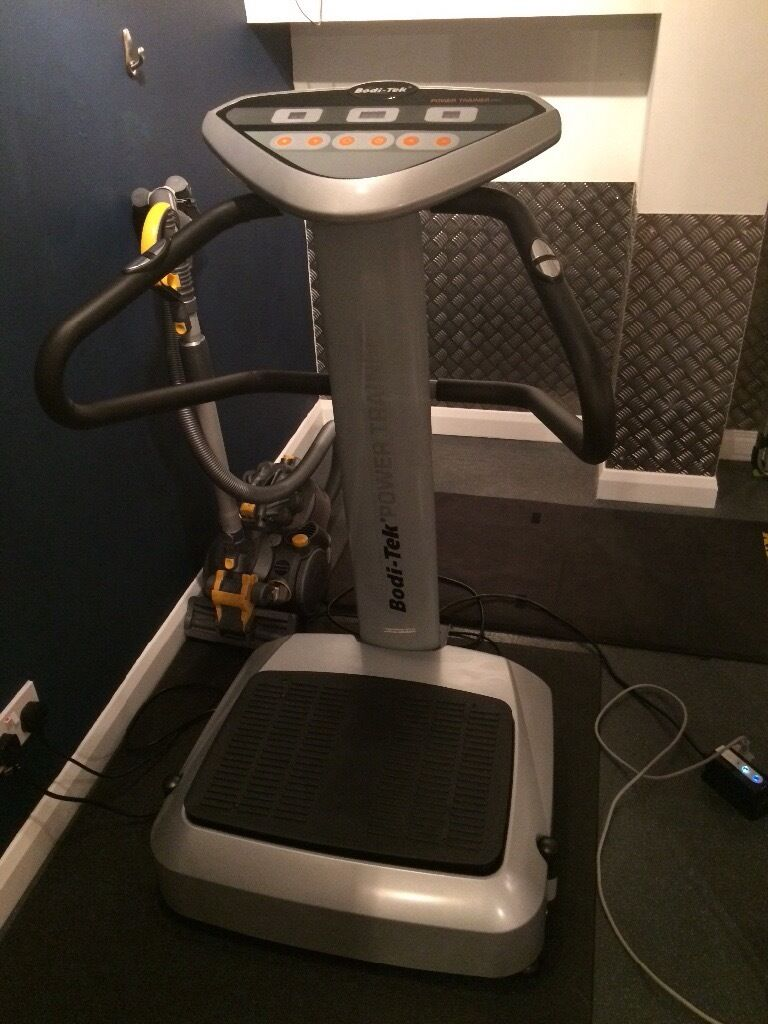 Body-Tek vibration trainer