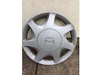Mazda Bongo Original Wheel Trims 16 inch diameter (set of 4)
