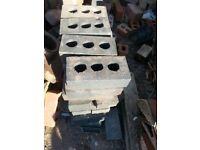 65mm Staff. Blues Brick for sale