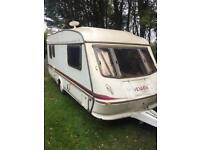 Elddis gas locker box door