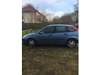 Ford Focus for spares and repairs