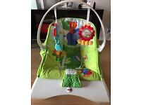 Fisher Price baby bouncer- Excellent condition!