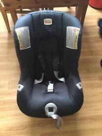 Child's Britax car seat