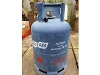 empty flo gas bottle 13kg