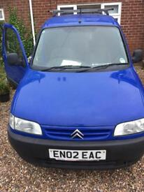 Citreon Berlingo. 2.0 hdi New clutch. Mot till Sep