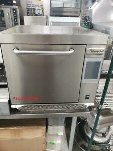 Merrychef Four Micro-Ondes / Convection Turbochef Merry Chef Eikon E3 Comme Neuf / Like NEW Canada Preview