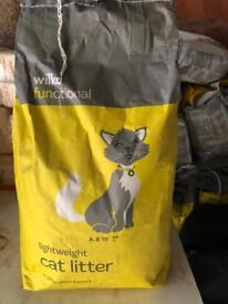 Wilko's Cat Litter